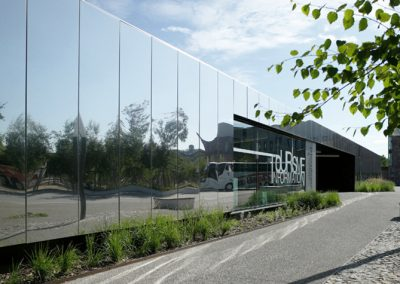 2012 – Strasbourg – Pavillon touristique