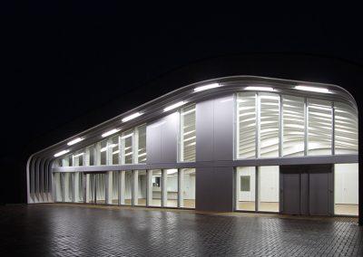 2015 – Singrist – Salle plurifonctionnelle