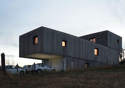 2013 – Saint-Clair – Maison individuelle passive