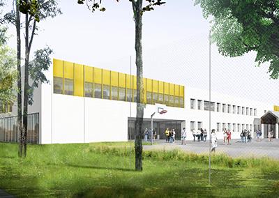 2013 – Bischwiller – Collège «Saut du Lièvre»