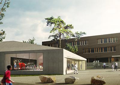 2014 – Haguenau – Salle polyvalente collège Foch