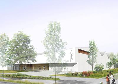 2012 – Schweighouse sur Moder – Pôle tennistique