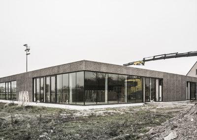 2015 – Kintzheim Maison de la Jeunesse et des sports