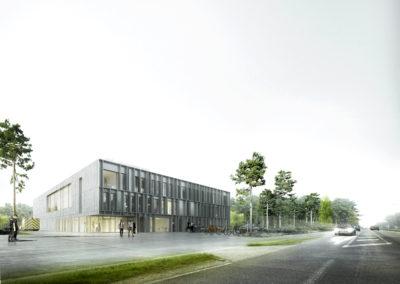 2014 – Haguenau – Siège groupement Nord SDIS