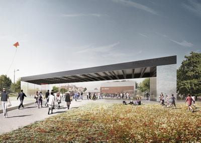 2018 – Soultz-sous-Forêts – Halle multifonctionnelle