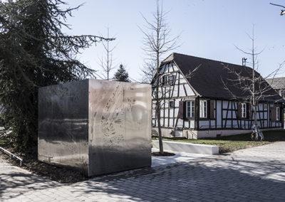 2018 – Strasbourg – Sanitaires