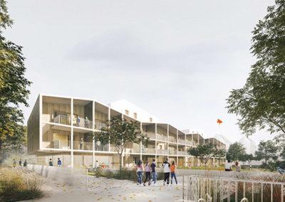 2018 – La Wantzenau – 30 logements