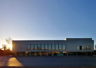 2020 – Lingolsheim – Gymnase IM SAND