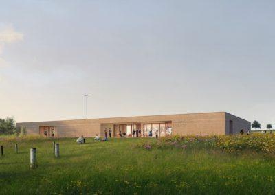 2019- Seebach – Club-house et vestiaires