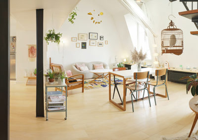 2015- Strasbourg – Rénovation d'appartement