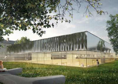 2016 – Bischwiller – Gymnase scolaire