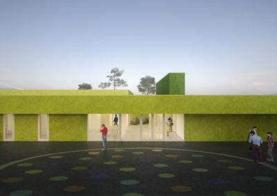 2020 – Condé-Northen – Groupe scolaire