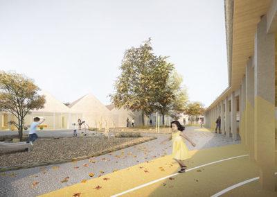 2020 – Rouvres-en-Plaine – Ecole maternelle
