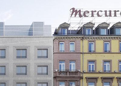 2019 – Strasbourg – Hotel Place de la Gare